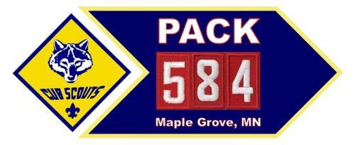 Cub Scout Pack 584